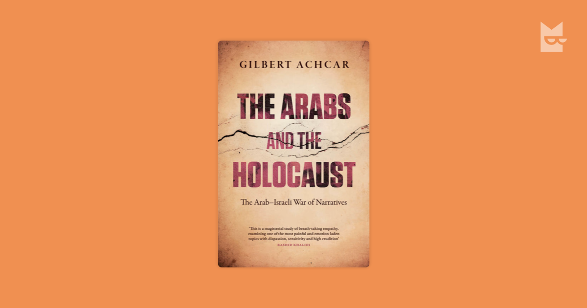 arab israeli conflict and holocaust