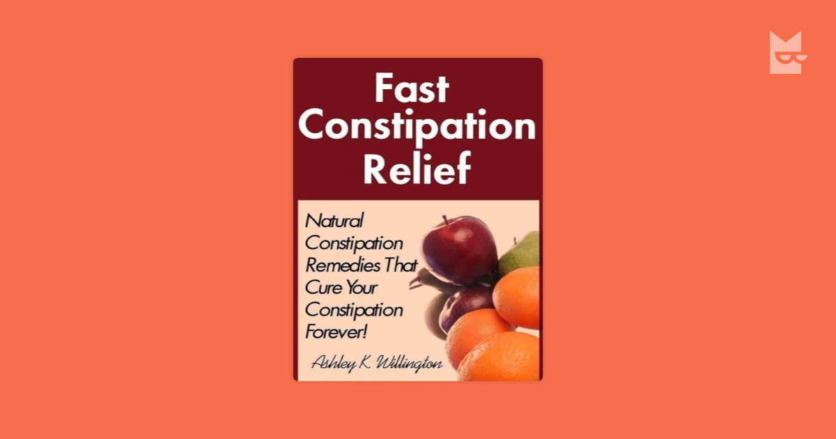 Constipation relief for adults