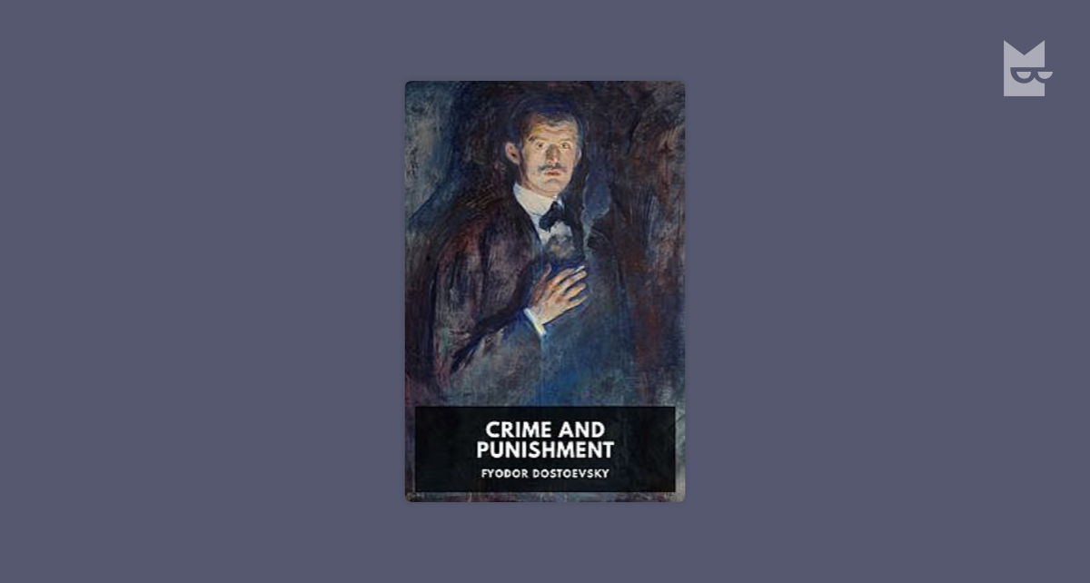 an analysis of existentialism in crime and punishment a novel by fyodor dostoevsky Fyodor dostoyevsky, in full fyodor mikhaylovich dostoyevsky, dostoyevsky also spelled dostoevsky underground and for four long novels, crime and punishment.