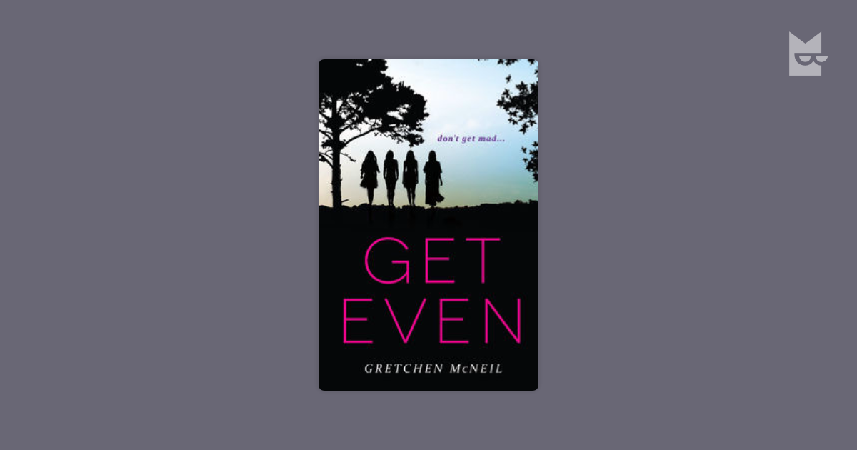 ten by gretchen mc neil essay A smart and terrifying teen horror novel inspired by agatha christie's and then there were none, from get even author gretchen mcneil—coming soon to tv screens as a lifetime original movie.