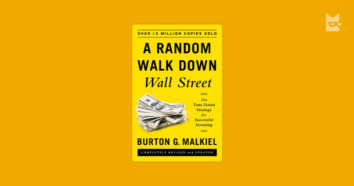 a random walk down wallstreet