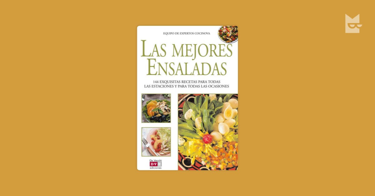 Las mejores ensaladas by equipo de expertos cocinova for Las mejores ensaladas