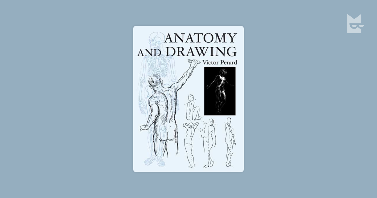 Beautiful Anatomy And Drawing By Victor Perard Vignette - Anatomy ...