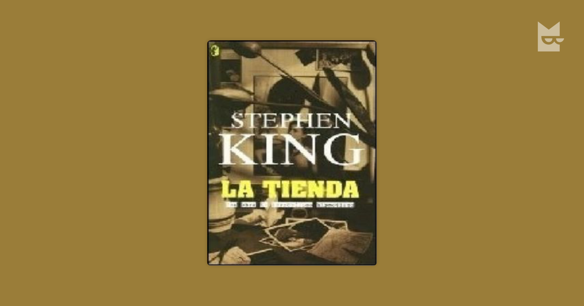 La Tienda Cosas Necesarias Autora Stephen King čitajte Onlajn Na Bookmateu