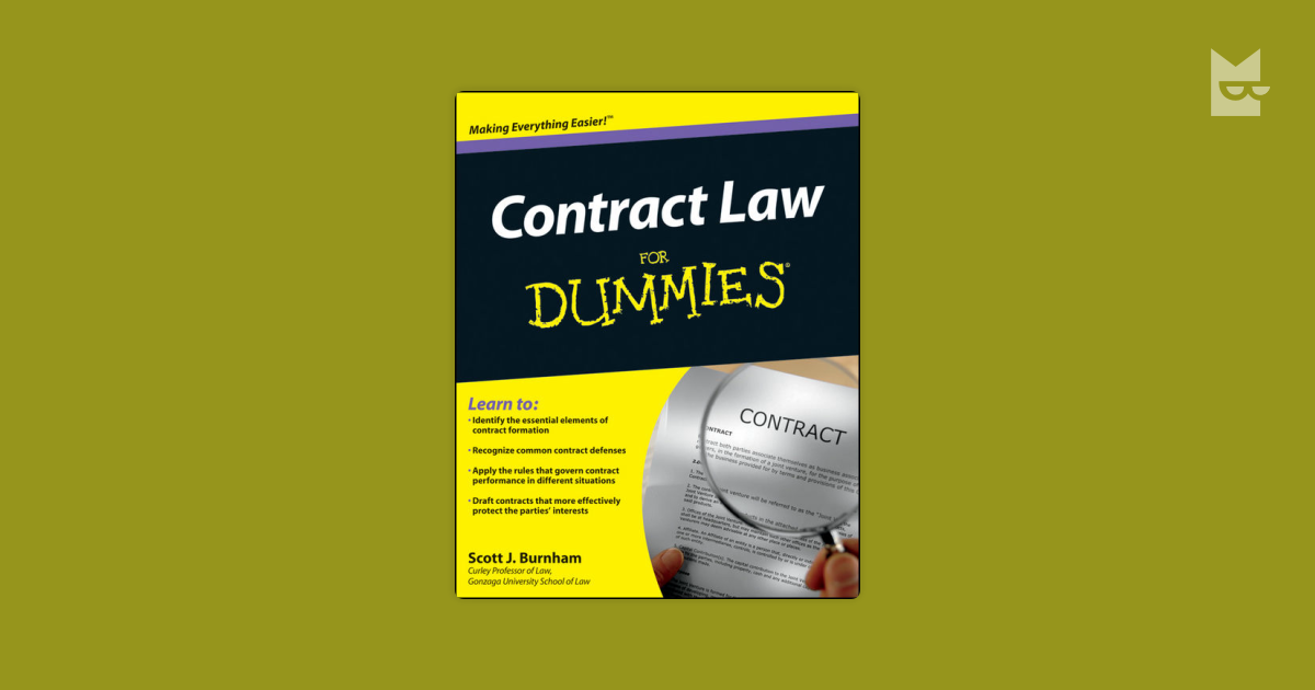 scots law of contract Types of contract in scots law there are three main types of contract: consumer contracts, commercial contracts and private contracts consumer contracts are contracts in which one party is dealing in the course of their business, the other party is not dealing in the course of their business.