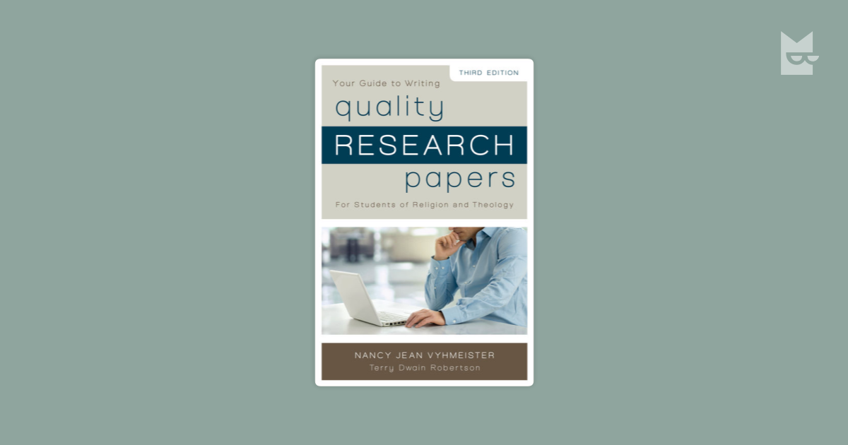 nancy jean vyhmeister quality research papers If searching for the ebook by nancy jean vyhmeister, terry dwain robertson quality research papers: for students of religion and theology in pdf form, in that case you come on to the right website.