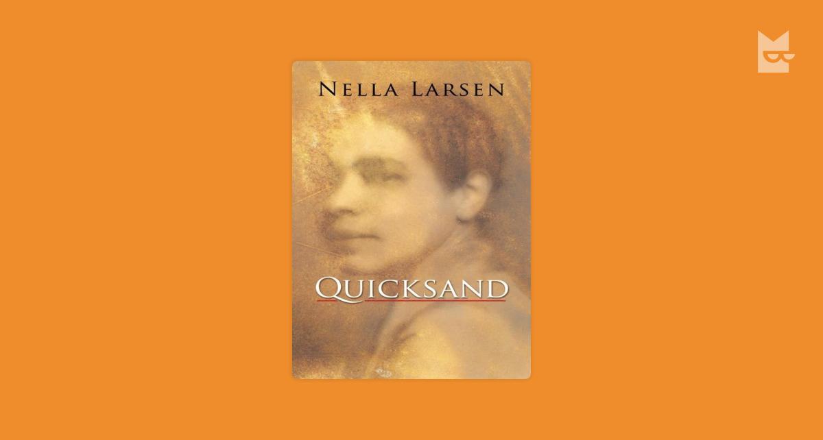 quicksand and passing nella larsen pdf