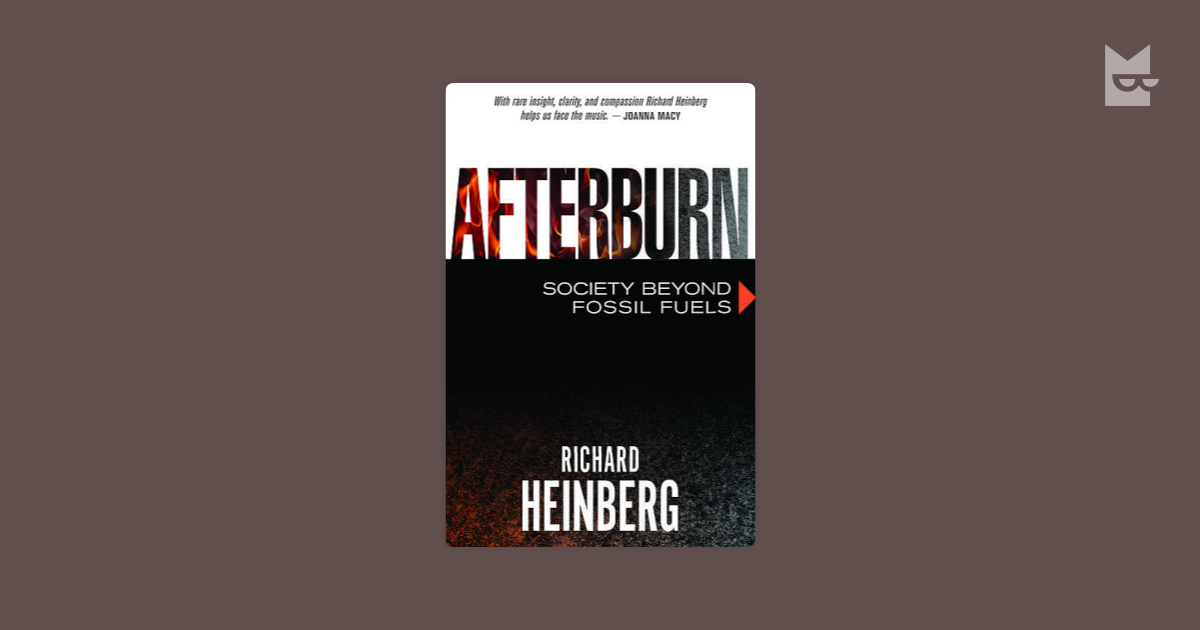 partys richard heinberg Journalist richard heinberg has been studying the issue closely for many years, and stands out as one of its most balanced, bullshit-free analysts he outlines the problem in his book the party's over , and solutions in powerdown and the oil depletion protocol.