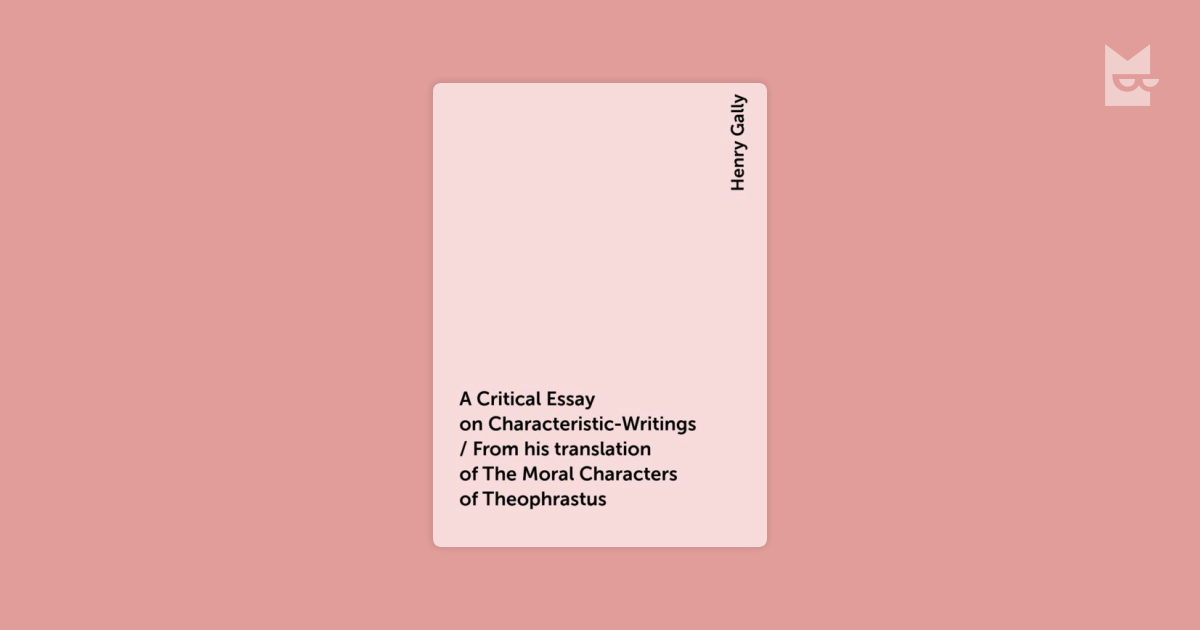 essay on my character Several other categories to consider when analyzing a character are how to approach a character analysis is by using an outline for my essay.