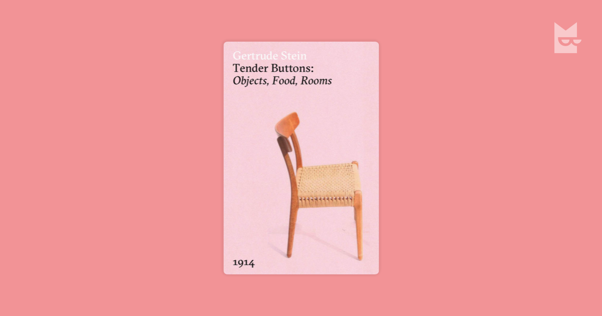 tender buttons The latest tweets from tender buttons press (@tendherbuttons) publisher of experimental women's writing since 1989 nyc.