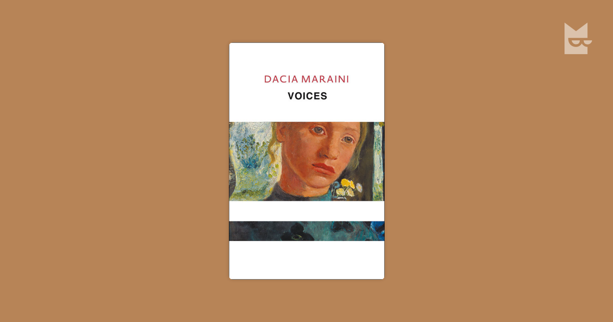 an analysis of images of angela bari in voices by dacia maraini She published articles on dacia maraini's theater and the teaching of italian through  hidden voices: migrants' voices in translation-the use of italian as.