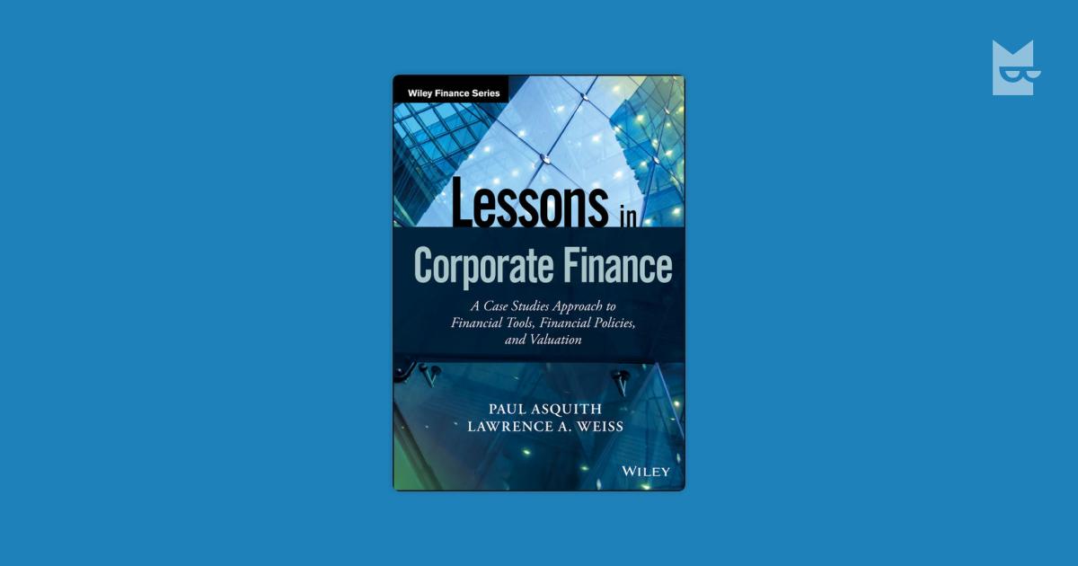 corporate finance case studies Solution case finance corporate analysis, case finance corporate solution, study case finance corporate, for alternative best the select questions).