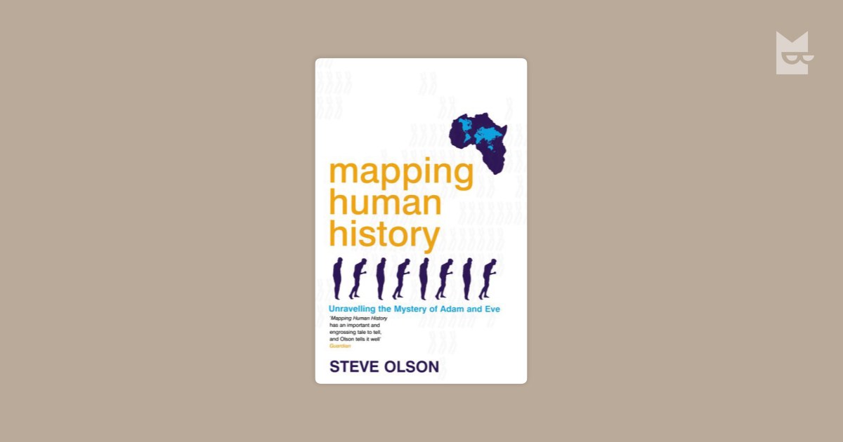 an overview of mapping human history discovering the past through out genes by steve olson Abebookscom: mapping human history: discovering the past through our genes (9780618091577) by steve olson and a great selection of similar new, used and collectible books available now at great prices.