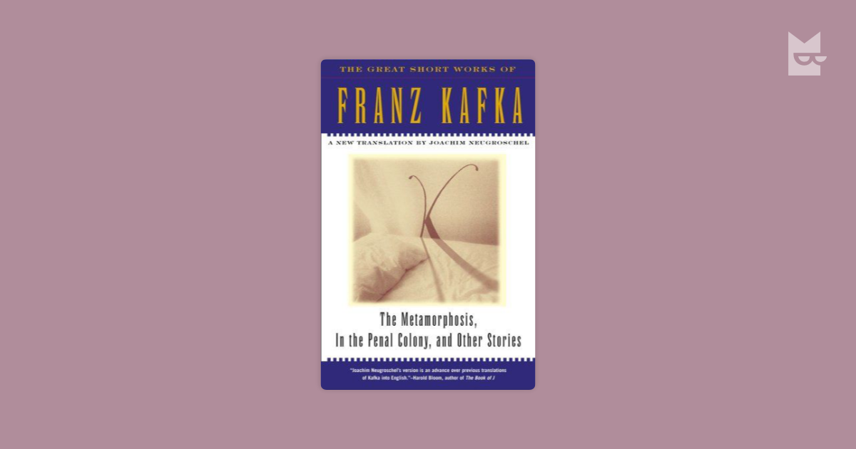 the use of the omniscient narrator in the novel the metamorphosis by franz kafka Like most kafka works, the metamorphosis tends to a study of franz kafka himself as an omniscient narrator another reason why kafka opposed such an.