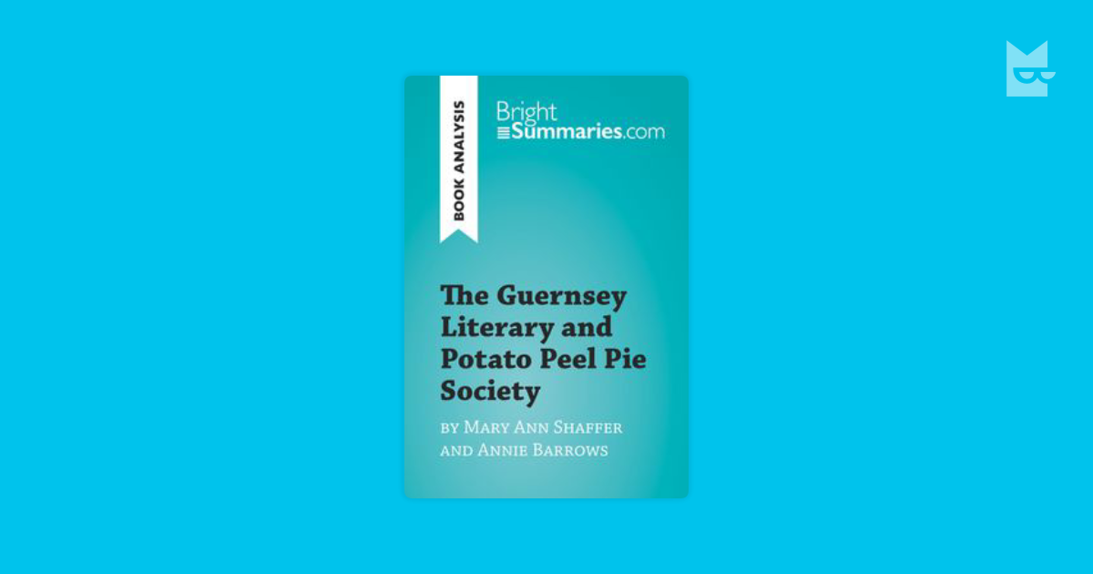 an analysis of awakenings in the guernsey literary and potato peel pie society by mary ann shaffer a