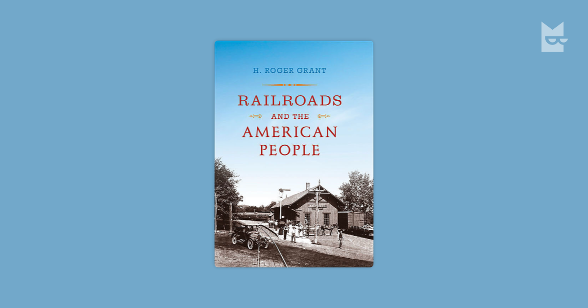 the impact of railroads in america