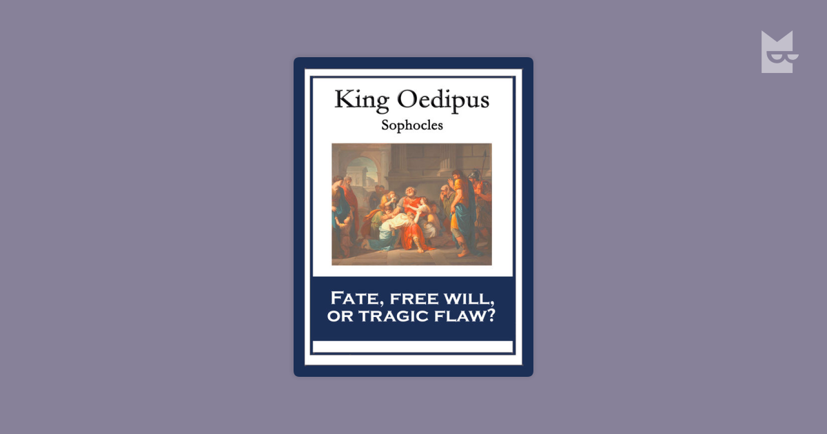 an analysis of oedipus major flaw in king oedipus by sophocles
