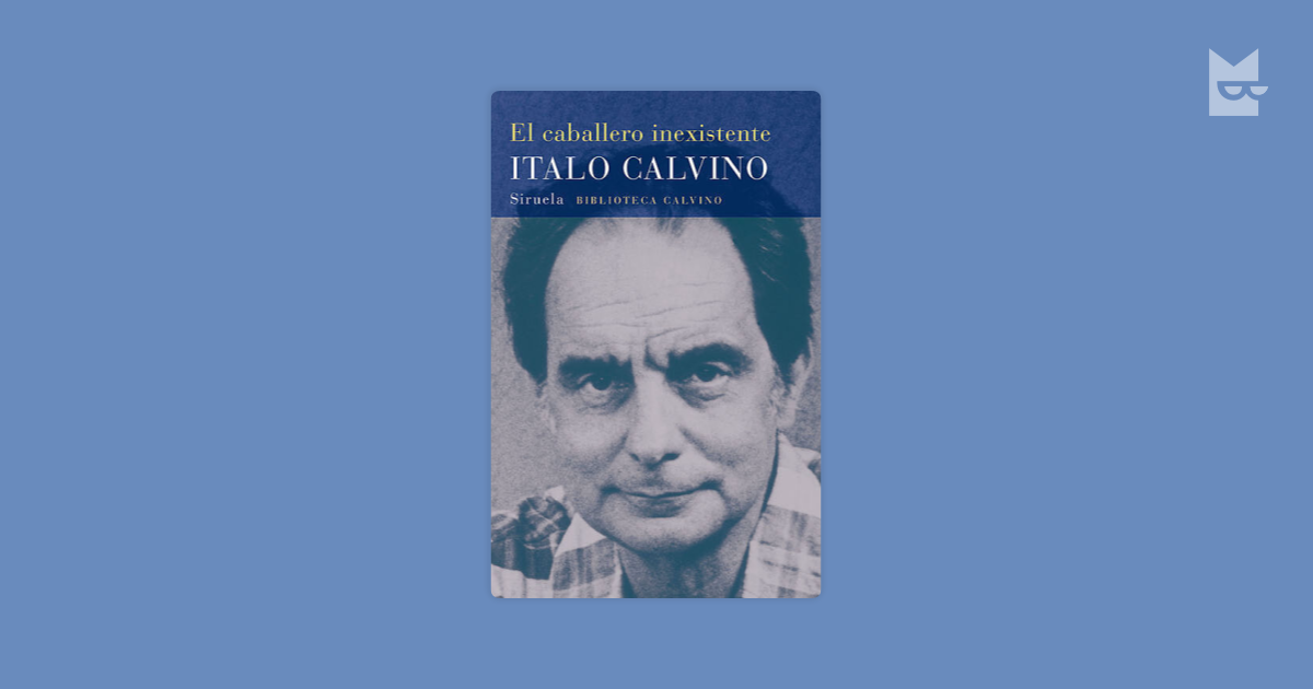 a general in the library by italo calvino View 'a general in the library' by italo calvinodocx from eng 101 at university of massachusetts, lowell a general in the library by italo calvino one day, in the.