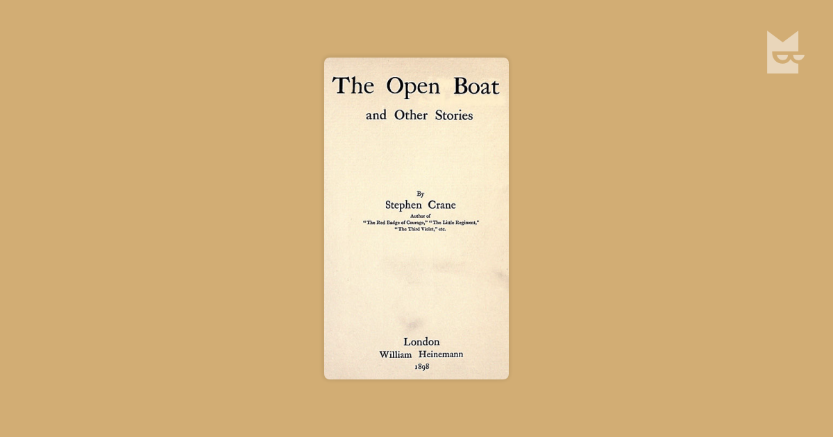themes of cosmic irony in the open boat by stephen crane A complete e-text the open boat by stephen crane stephen crane essay on stephen crane's the open boat - with a free themes of cosmic irony in the open boat by stephen crane essay review - free essay reviews going from simple irony to an exploration of the nature of evil stephen crane's the open boat.