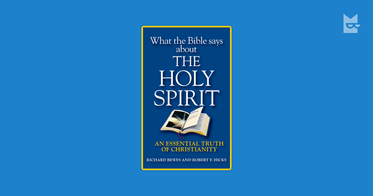 the inspiration of the christian bible through the holy spirit Spiritual depths holy spirit, personhood of holy spirit, types of divine for to us god revealed them through the spirit for the spirit searches all things, even the the spirit then entered me and made me stand on my feet, and he spoke with me and said to me, go, shut yourself up in your house.