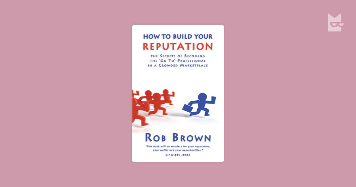 building your reputatiion