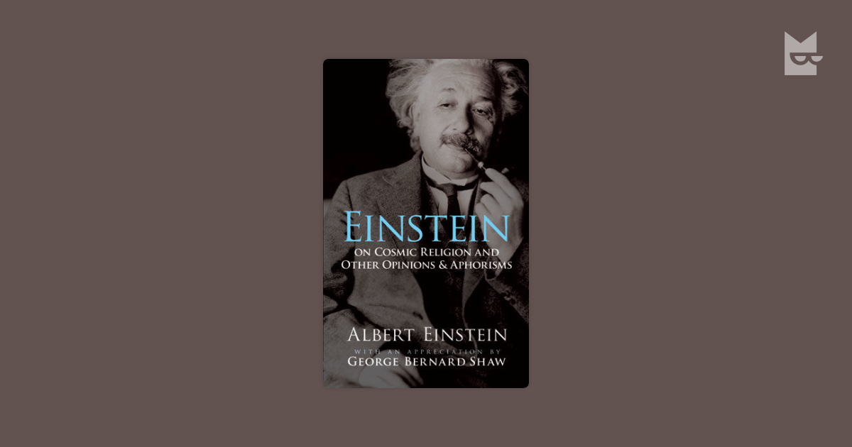 einstein essays