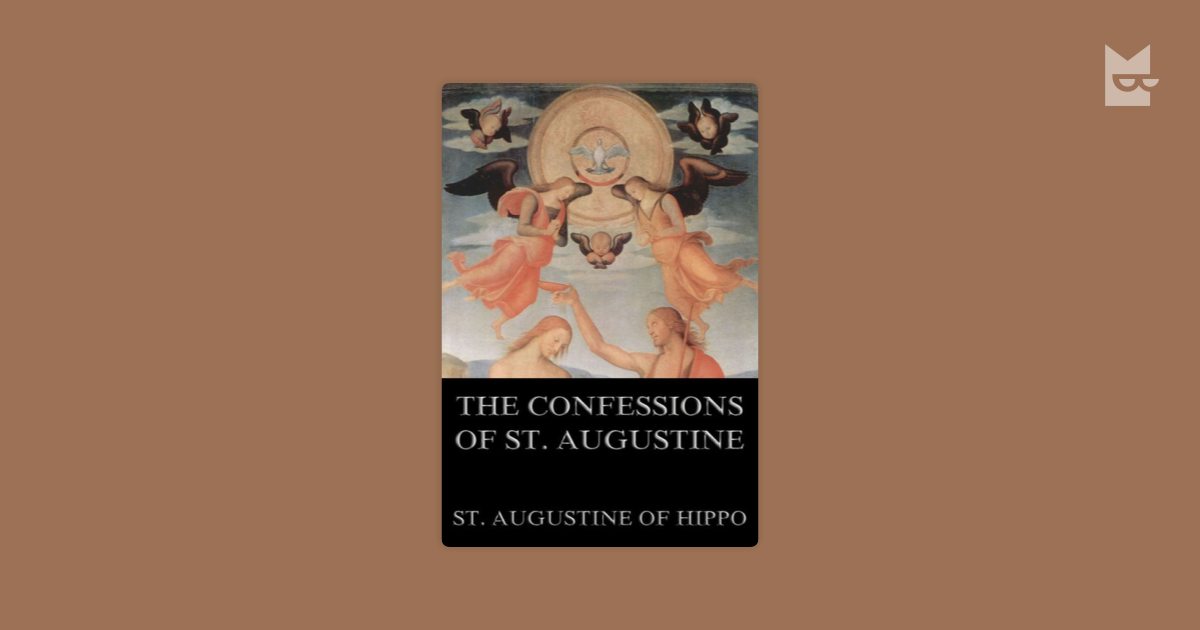 the two different theological visions of st augustine in his confessions Confessions, st augustine  through the two different theological visions of st as it is known  augustine delves deep into his experience with.