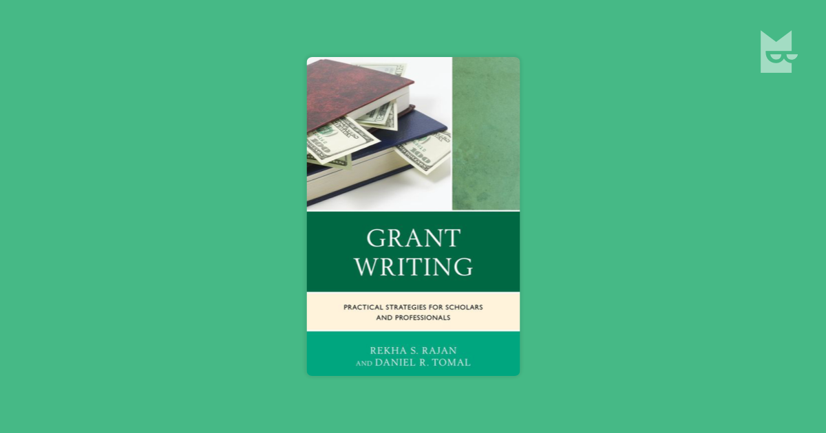 books on grant writing Find great deals on ebay for the only grant writing book you'll ever need shop with confidence.