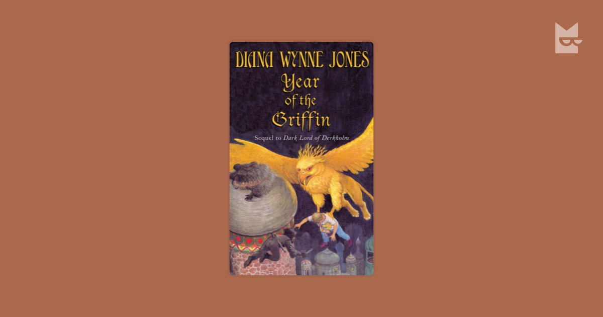 Year Of The Griffin By Diana Wynne Jones Read Online On Bookmate