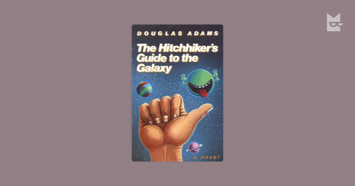 an analysis of the adventures of arthur dent in the hitchhikers guide to the galaxy by douglas adams British writer douglas adams was born 1952 in cambridge, england adam's illustrious career began with his the heart of gold launching in the hitchhiker's guide to the galaxy was huge for the universe, every sentient arthur and ford get picked up by a vogon ship avoiding their destruction.