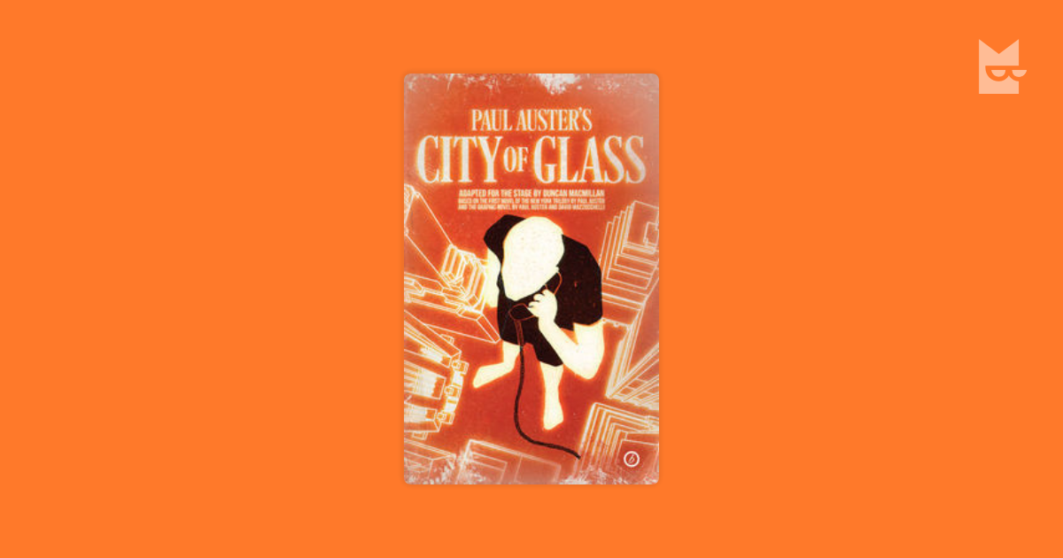 quinn s character in paul auster s city N paul auster's remarkable ''city of glass,'' the ostensible mystery drives from the book's odd and often strangely humorous working of.