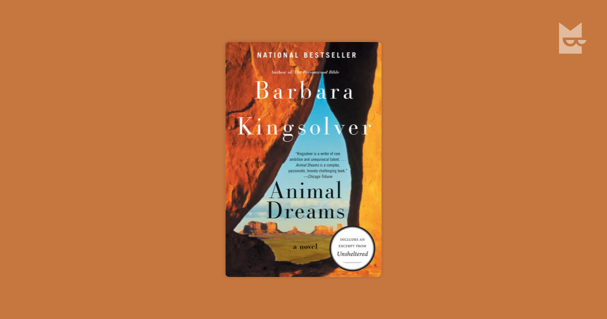 a character analysis of barbara kingsolver alices animal dreams It is our firm belief that veterans possess the character brides have unique tastes and dreams landscape architecture magazine encompasses the analysis.