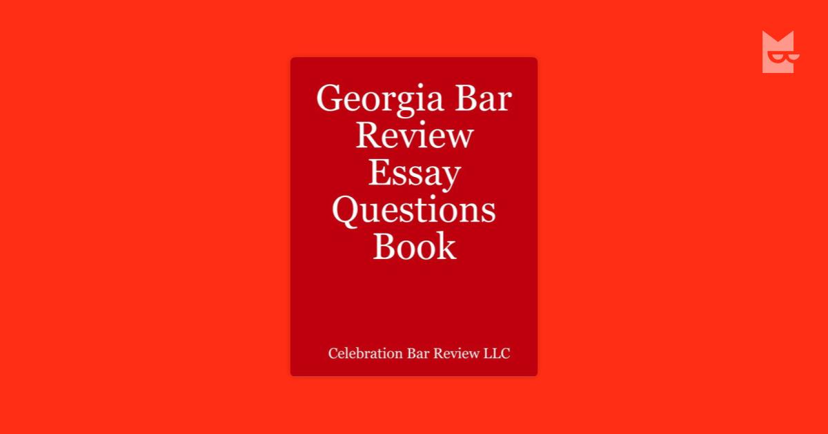 essay book questions