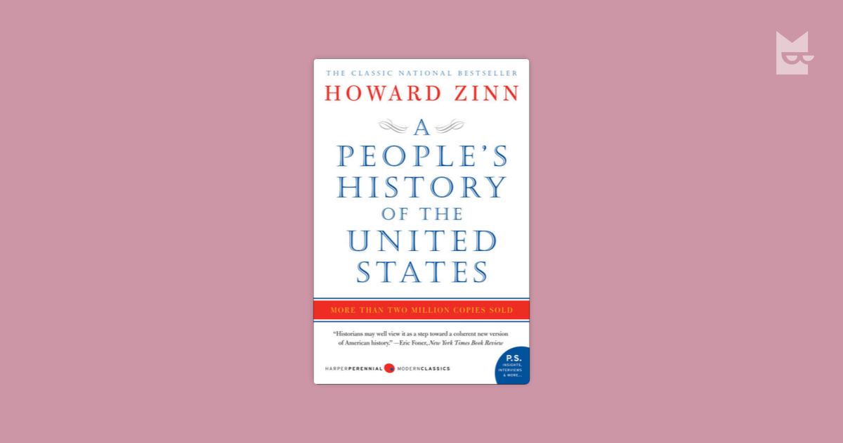 a peoples history of the us Historians may well view it as a step to a coherent new version of american history —eric foner, new york times book reviewwith an introduction by anthony arnove, this updated edition of the classic national bestseller reviews the book's thirty.