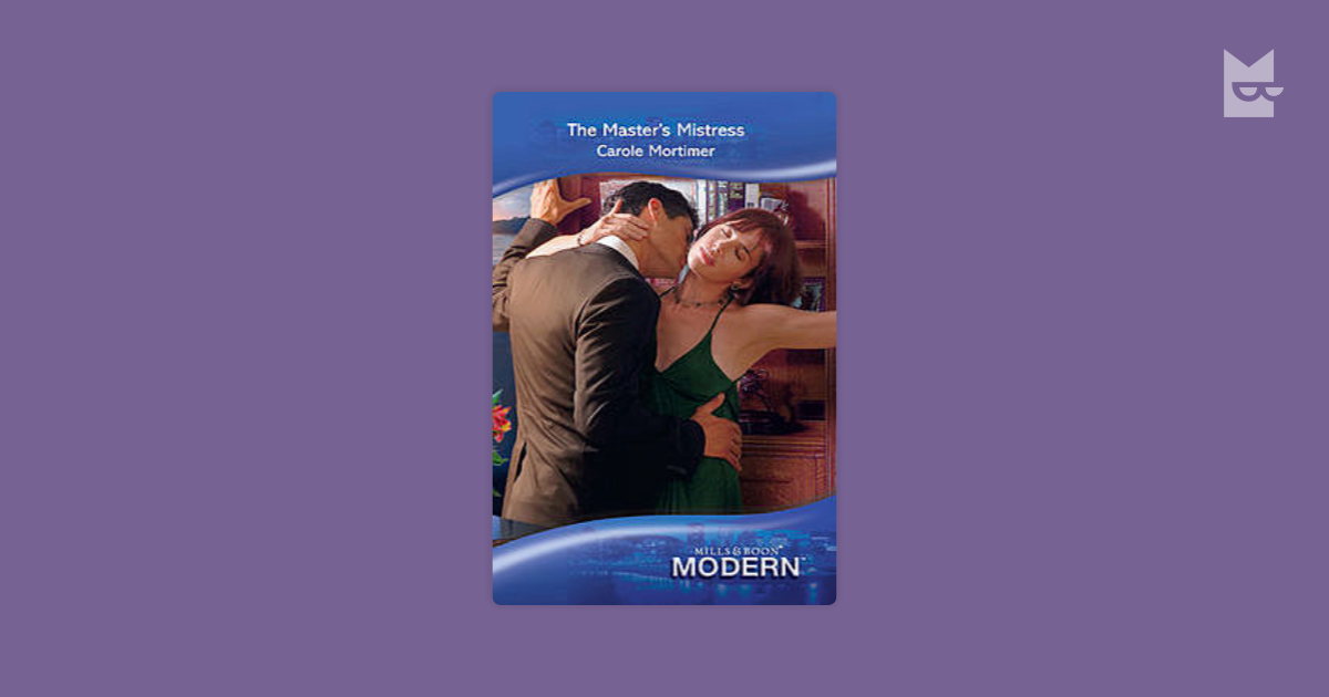 The Master's Mistress by Carole Mortimer Read Online on Bookmate