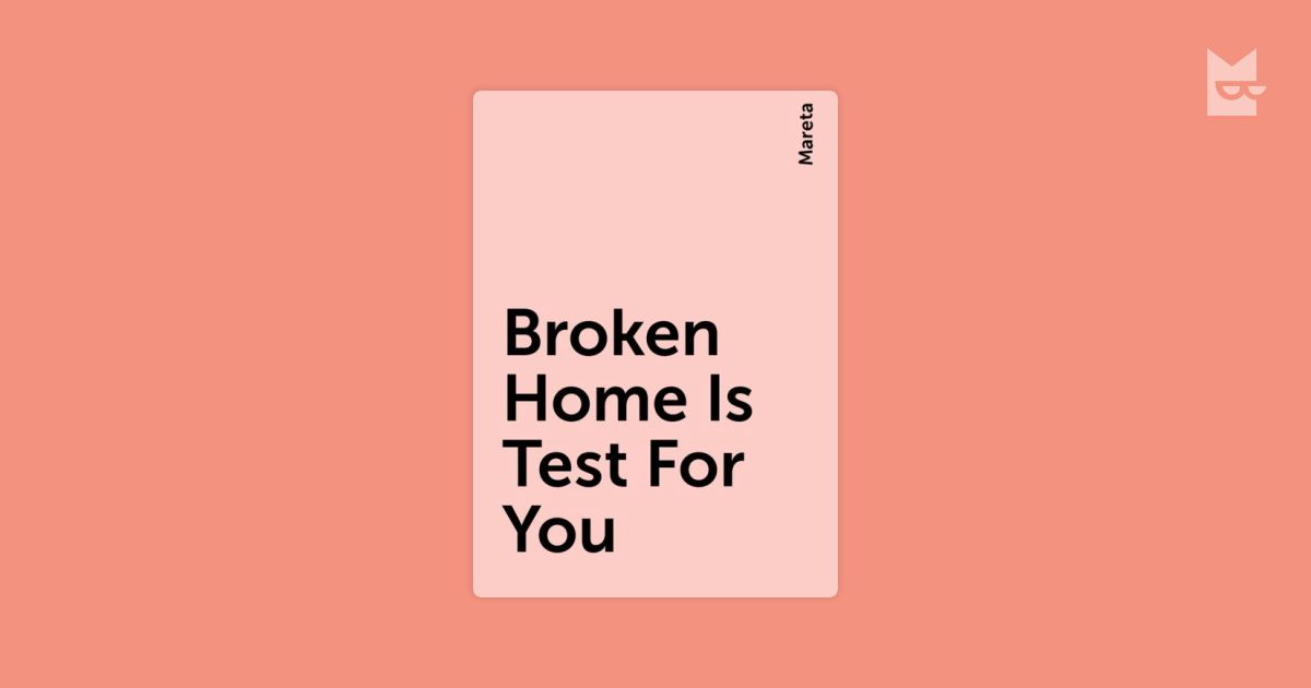 my home is not broken by carol kleiman essay This is not the story of suffering felt in one dark both scientific and spiritual tools are needed to transform broken lives my life's devotion has.