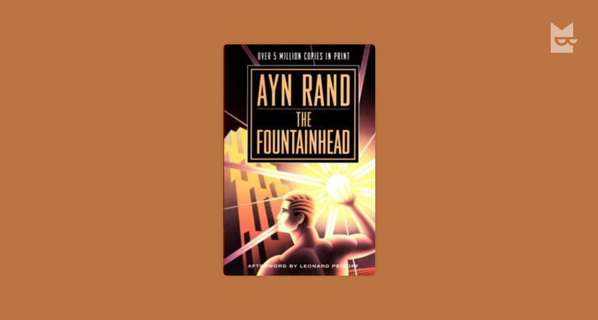 the fountainhead book report