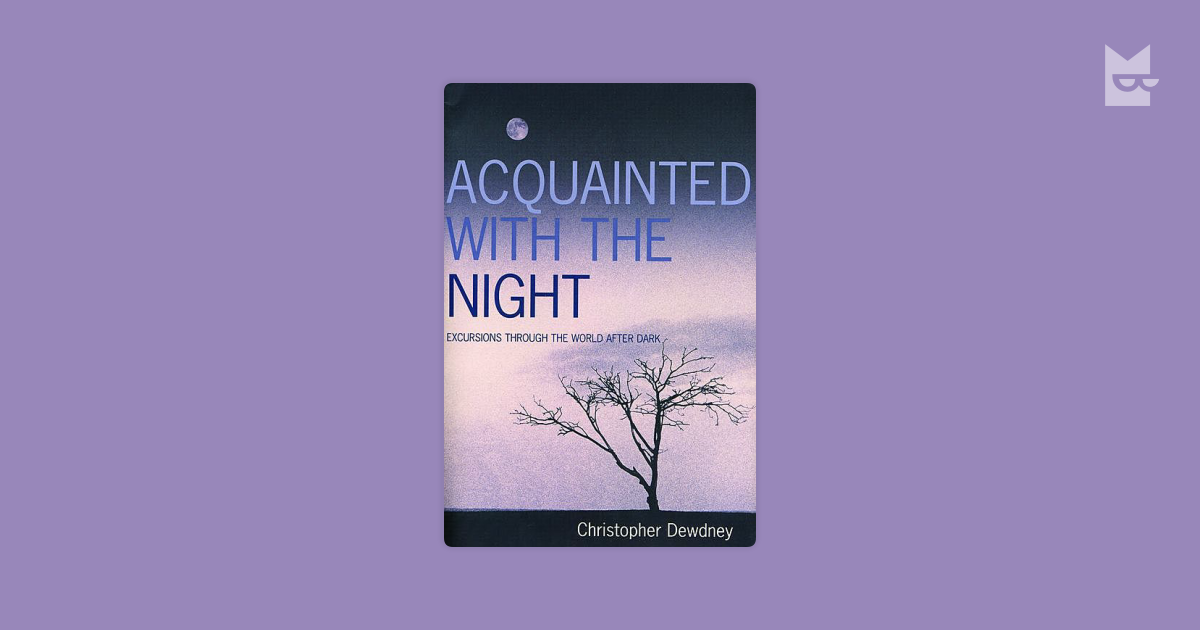 acquainted with the night short