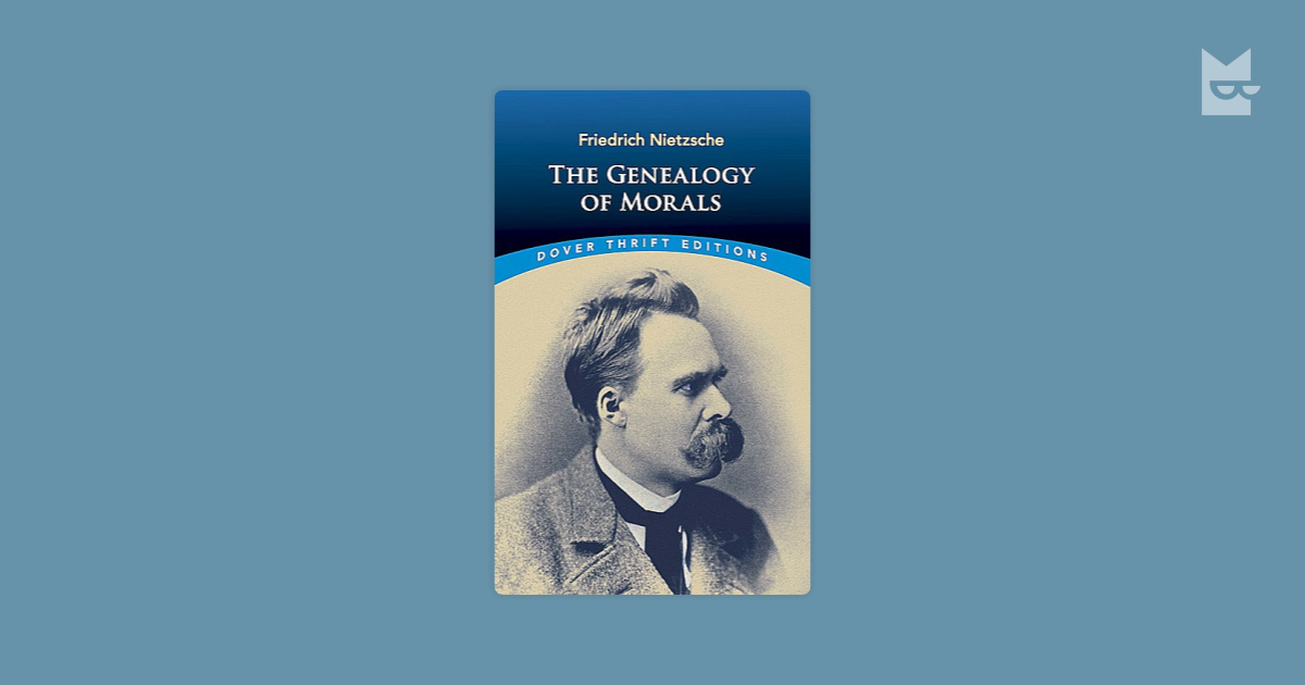 nietzsche genealogy of morals first essay Genealogy of morals essays: over 180,000 genealogy of morals essays, genealogy of morals term papers, genealogy of morals research paper, book reports 184 990 essays, term and research papers available for unlimited access.