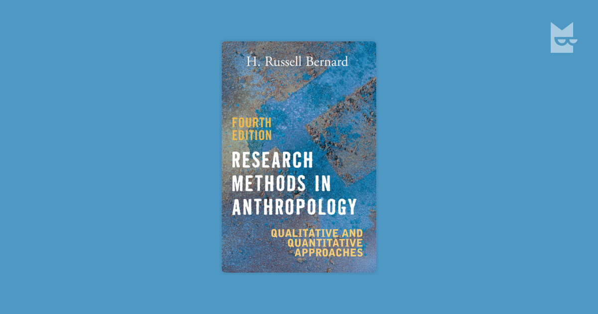 old versus new technologies and methods in anthropology Not excluding any from the range of methods that an ethnography should of ethnography and anthropology technologies, some.