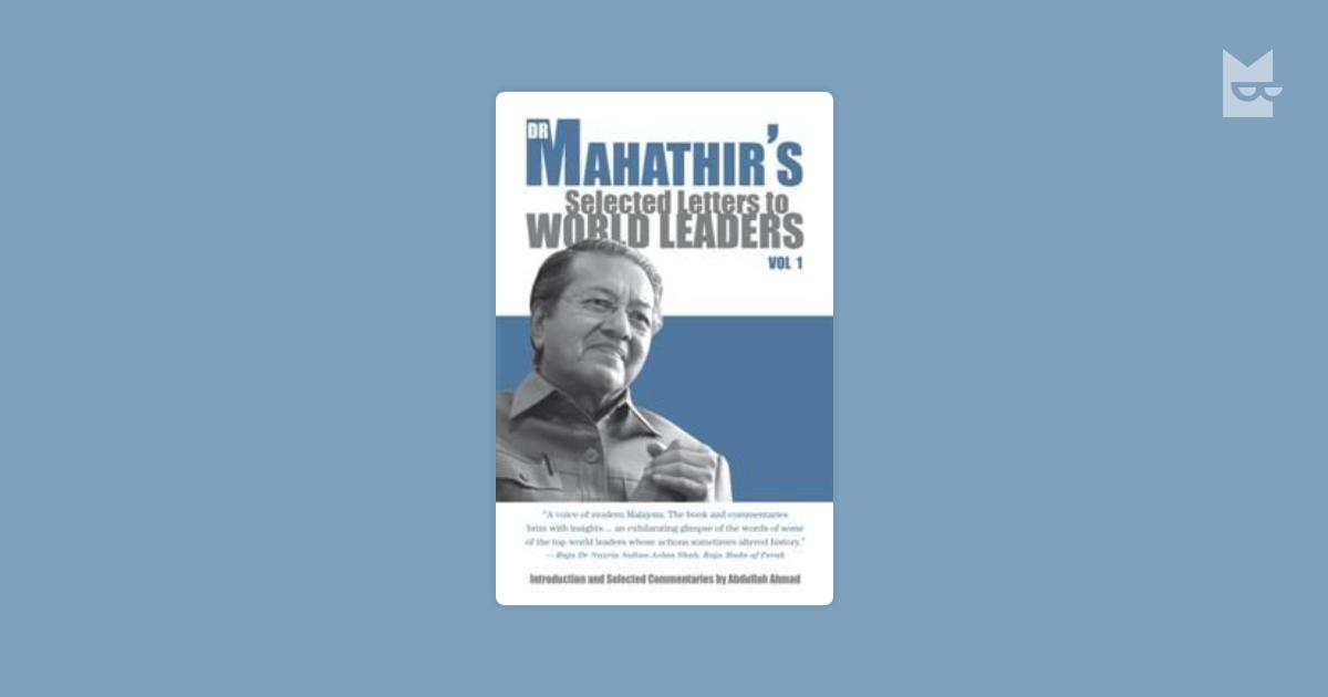 mahathir ledership