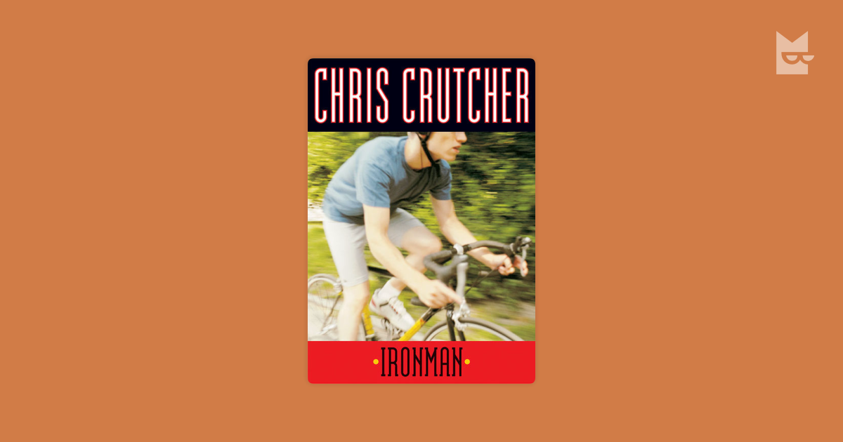 an overview of the family relationships in ironman by chris crutcher