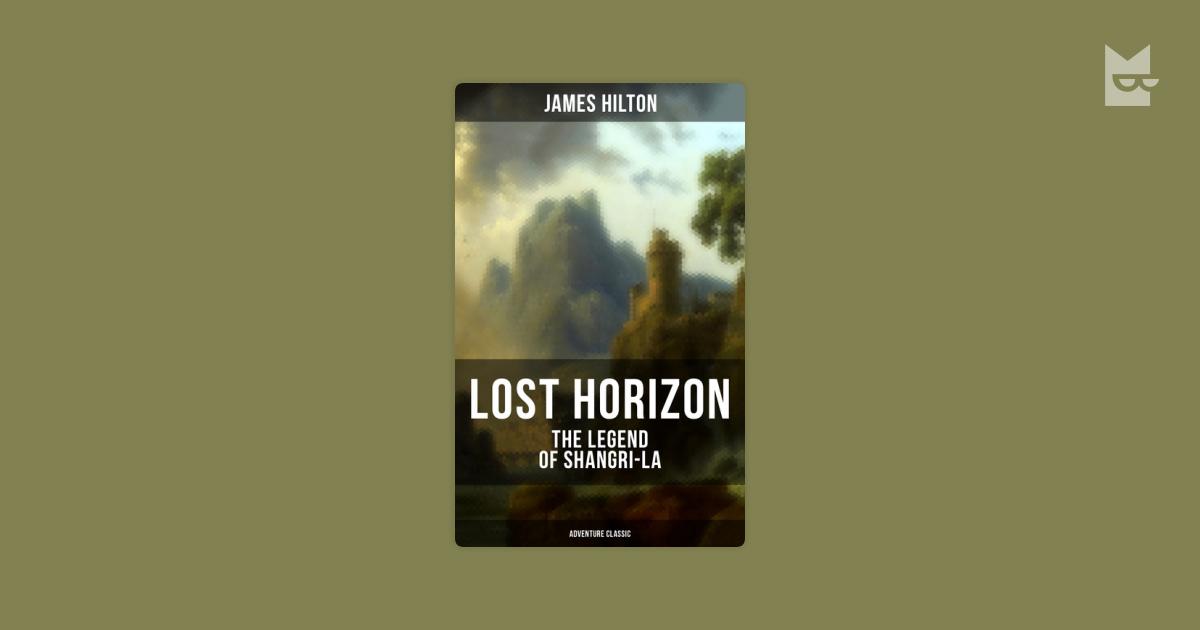 lost horizon james hilton pdf