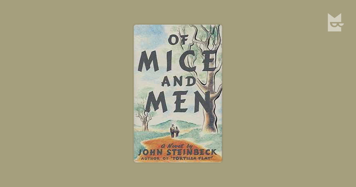 of mice and men how steinbeck Free steinbeck of mice and men papers, essays, and research papers.