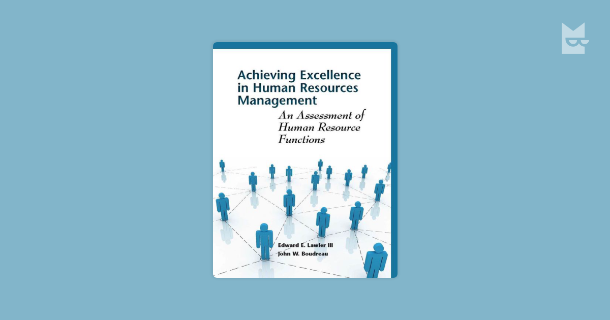 hrm assessment Human resources management assessment approach he capacityplus partnership has developed this human resources management (hrm) assessment approach to guide policy-makers.