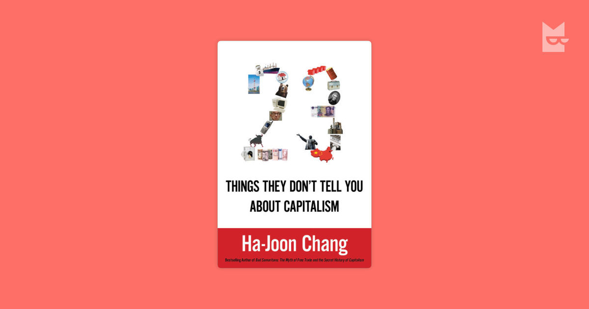 23 things they dont tell you