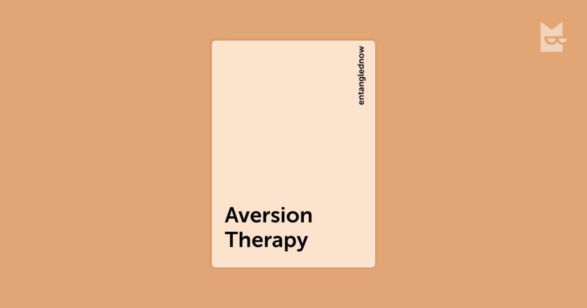 aversion therapy Available for pre-order this item will be released on may 1, 2018.