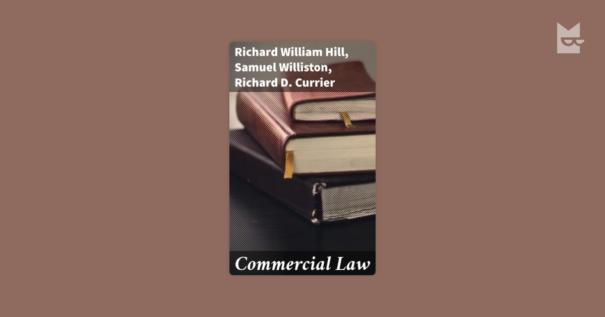 commerial law The commercial law specialisation offers an extraordinary range of subjects at the cutting-edge of commercial law in australia and internationally.