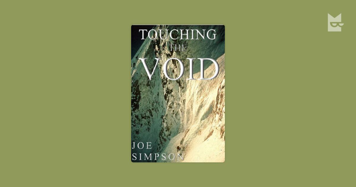 touching the void joe simpson epub vk