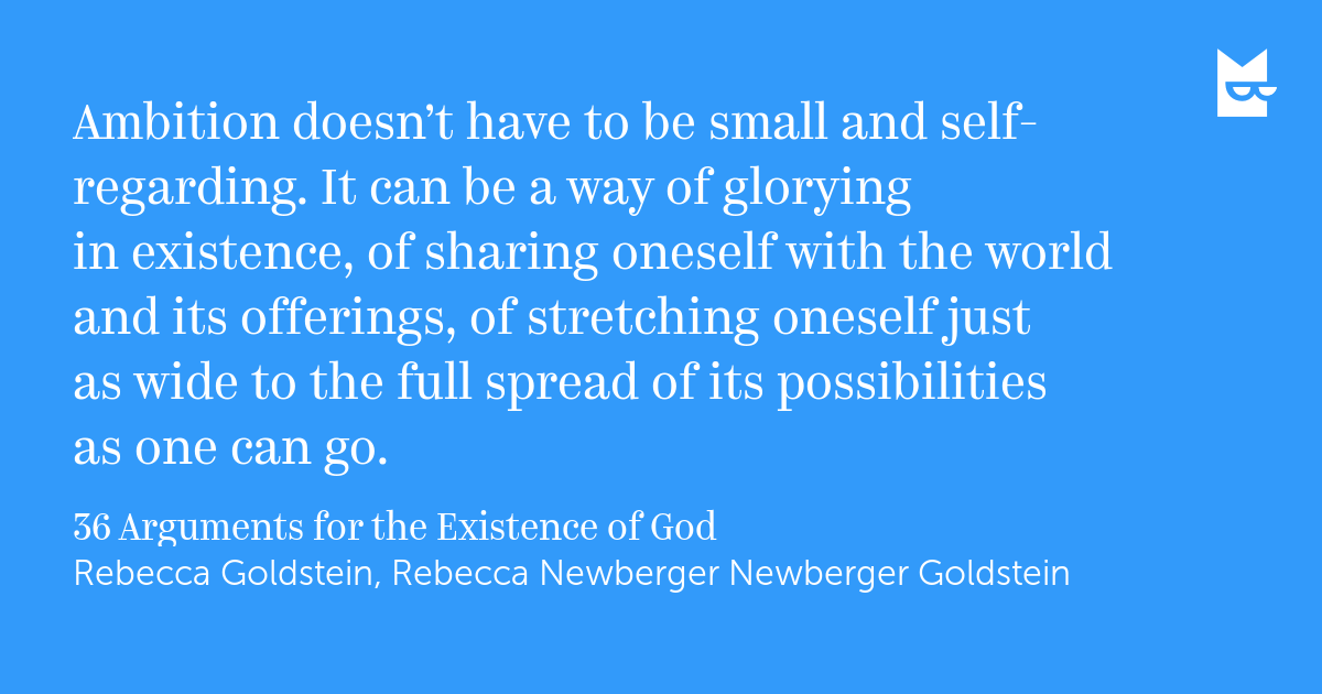 an overview of arguments regarding gods existence